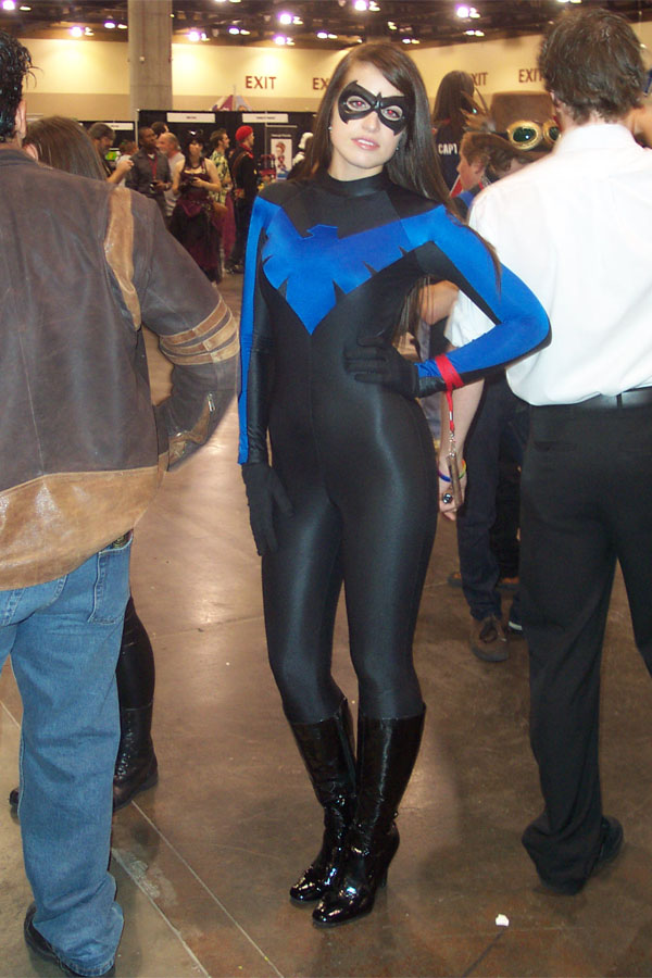 Female Nightwing