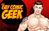 Gay Comic Geek